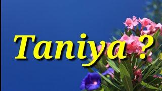 Download Lagu Tanya Name Ke Meaning | Tanya Naam Ka WhatsApp Status | Tanya Name Ke Secret | Magic of Name mp3