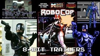 Robocop 1987 trailer! (8-bit trailers)
