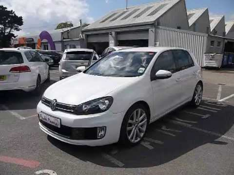 2010 volkswagen golf gtd 2 0tdi 170ps hatchback 5d white. Black Bedroom Furniture Sets. Home Design Ideas
