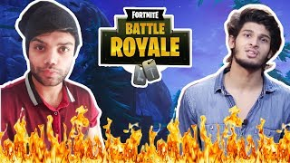 Roasting Shahmeer Abbas In Fortnite !!!