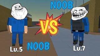 Noob Vs Noob | Block Strike