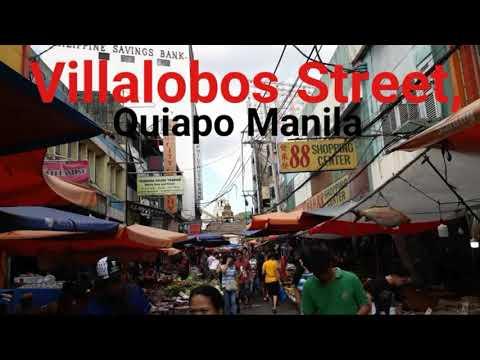 Guide to Villalobos Street, Quiapo Manila | Mga Tindahan ng Beads Magkakatabi