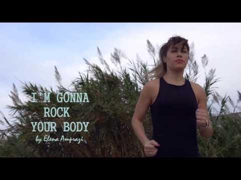 I'm gonna rock your body! @elena.amprazi