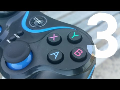Top 3 Best Bluetooth Smartphone & Tablet Controllers For Gaming