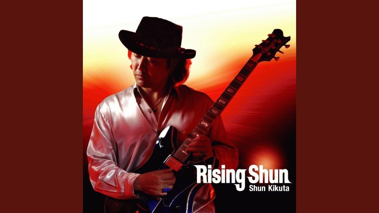 SHUN KIKUTA : un guitariste Japonais qui a joué avec les meilleurs !