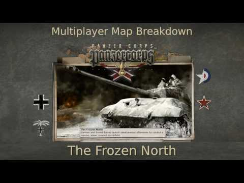 Panzer Corps | Multiplayer - The Frozen North (1/2)