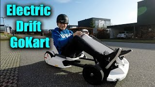 Ninebot Gokart Drift And Driving Test, Unboxing And How To Assamble