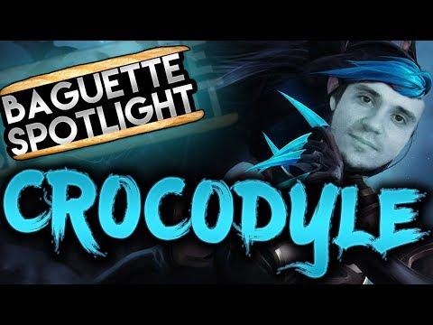 BAGUETTE SPOTLIGHT : La Evelynn de Crocodyle !