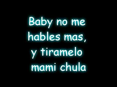 Pitbull - Rain Over Me Ft. Marc Anthony [Lyrics on Screen]