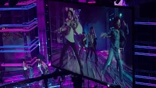 "[FANCAM] 180520 BTS performing ""FAKE LOVE"" at 2018 Billboard Music Awards"