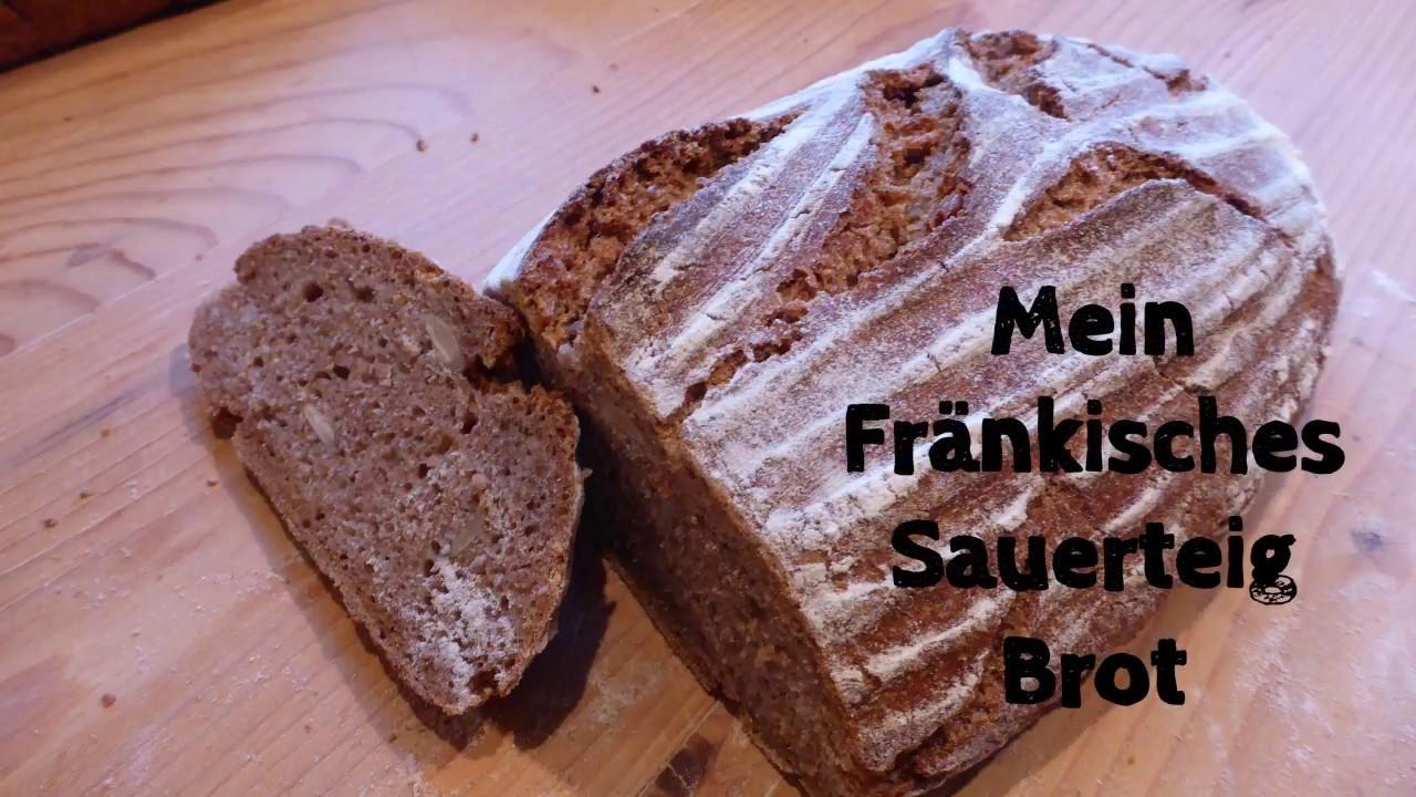 BrotBacken - Fränkisches Sauerteigbrot