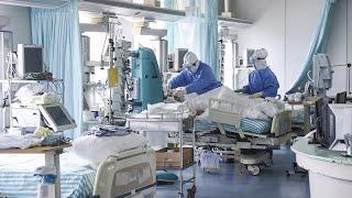 شاهد: مستشفيات ووهان تحتفل بأعياد ميلاد المرضى المصابين بكورونا …