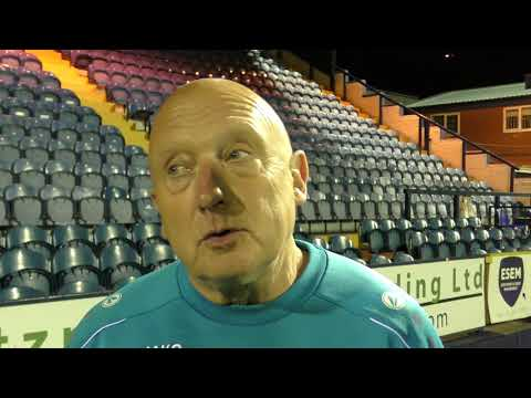 INTERVIEW | Alan Lewer After Stockport Defeat