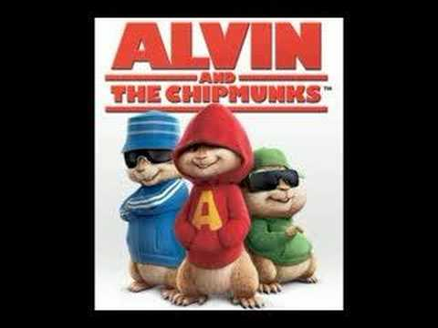 Chipmunks: Aye Bay Bay Hurricane Chris