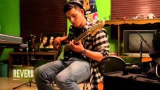 Studio Report #4 - Victor López(Bass/Bajo) - Ahora tú(Malu cover)