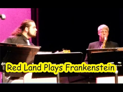 Red Land Jazz Band plays Frankenstein for Central Pennsylvania Friends of Jazz at HACC   5 31 15