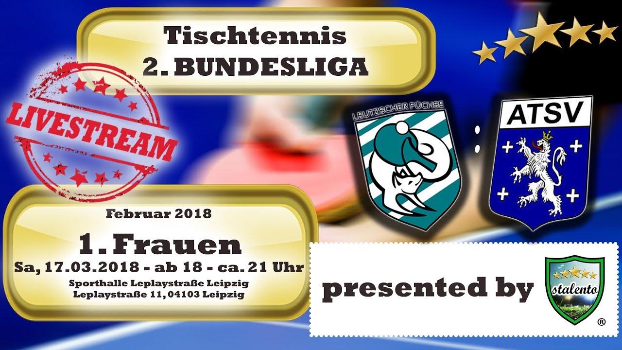 Tischtennis Leipzig Live