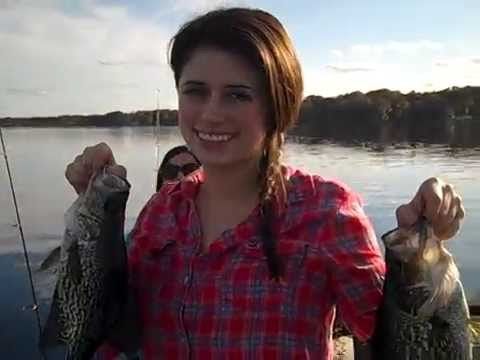 Crappie fishing on lake panasoffkee florida december 2014 for Crappie fishing florida