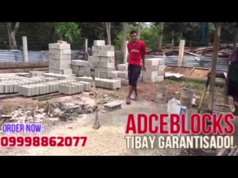 Bohol-Concrete Hollow Blocks