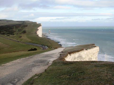 East Sussex Coastal Walk - Eastbourne-Birling Gap-Beachy Head round