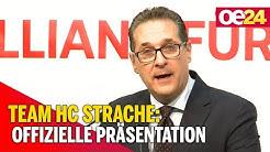 """""""Team HC Strache"""": Rede von Strache"""