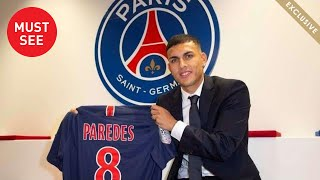 Leandro Paredes • Welcome to PSG (confirmed) - Amazing Passing Skills, Dribbles & Goals | 2019 HD