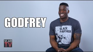 Godfrey on Mo'Nique - Bill Cosby Taught Me Difference Between Show & Business (Part 6)