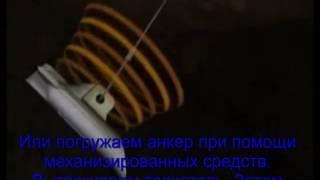 Установка грунтового анкера(Установка грунтового анкера JLD., 2016-05-16T13:59:54.000Z)