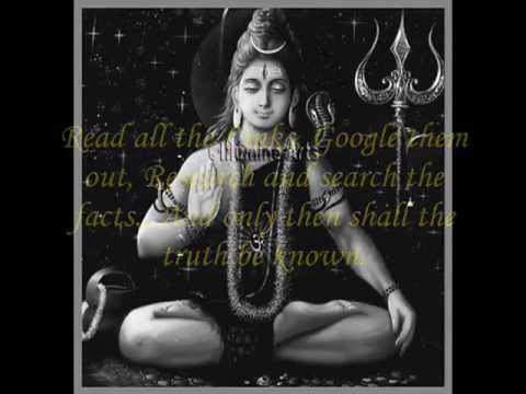 "Vedic Allah : ISLAM worships a HINDU God ""Shiva"""