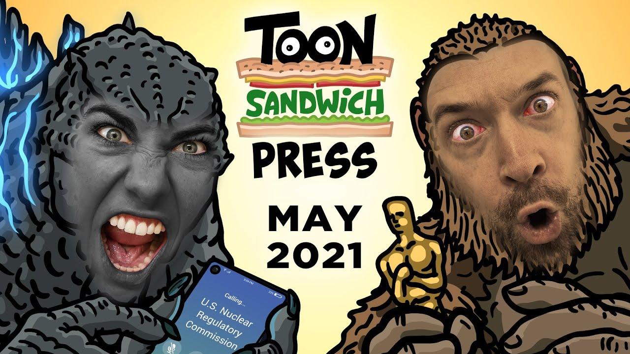 Sandwich Press - May 2021
