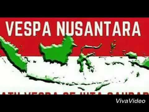 Vespa Nusantara,- 1 Vespa sejuta saudara?!