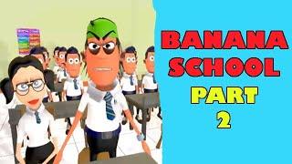 HINDI CARTOON OF TEACHER VS STUDENT CLASSROOM COMEDY BANANA PEOPLE COMEDY YouTube
