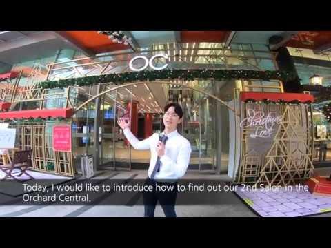 Zinc Korean Hair Salon(Orchard Central)
