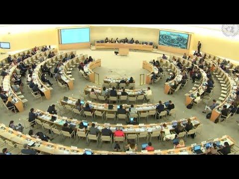 🔴 EN VIVO: ONU Actualiza Informe Sobre Nicaragua  En Materia De Derechos Humanos