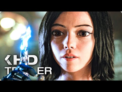 ALITA: Battle Angel Trailer 2 (2019)