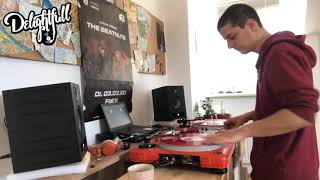 DJ DELightfull // The Beatnuts Turntable Minimix // Classic 90's Hip Hop