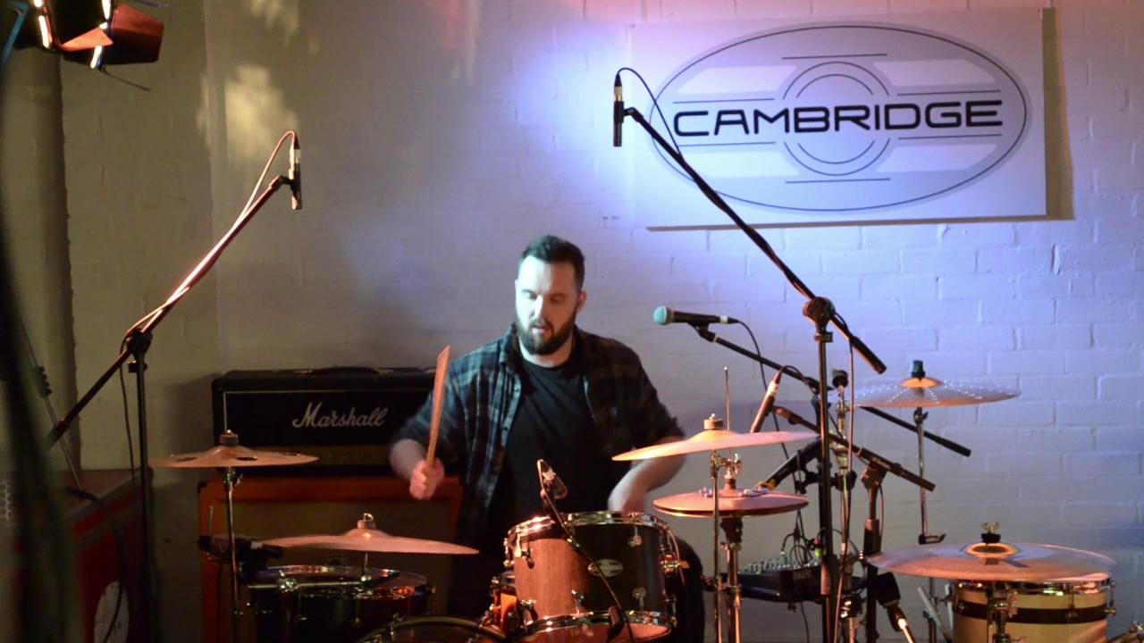 Cambridge Drums - Dan Western - Moby Dick, Led Zeppelin