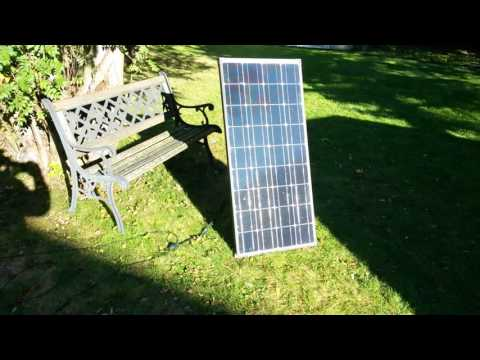 PV Solar - backyard Sept 25th