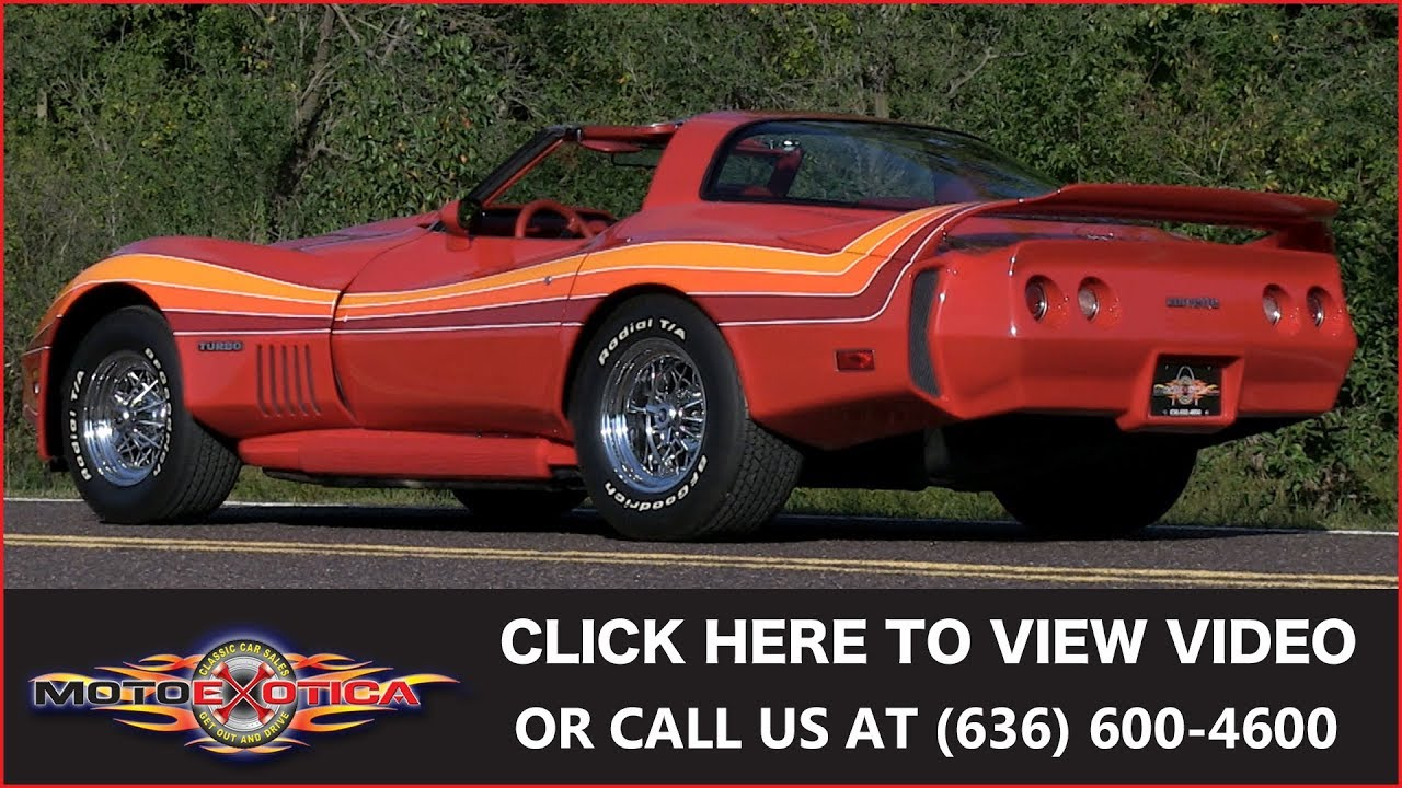 Corvette 1978 chevy corvette : 1978 Chevrolet Corvette Custom || For Sale - YouTube
