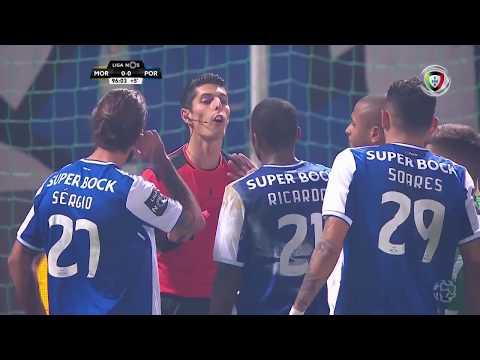 Resumo Moreirense 0-0 Porto (Liga 20ªJ)