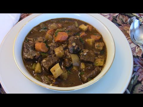 Best Beef and Root Vegetable Stew