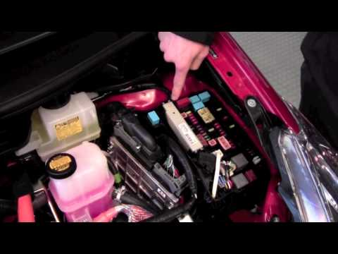 2012 | Toyota | Prius V | Jump Start | How To By Toyota City Minneapolis MN