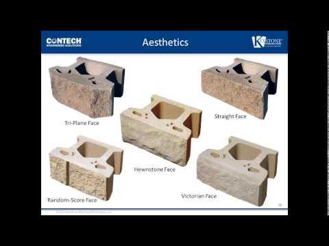 Keystone Retaining Walls - Technical Webinar