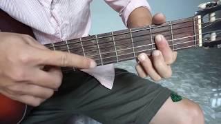 Hướng dẫn chơi Guitar điệu Bolero cho dân ăn nhậu ( bò leo rào )