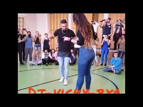 Holi dance  rang barse ful HD remix by dj-vicky-bxr