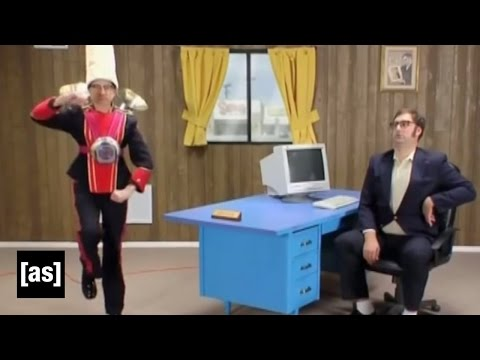 Smashing The Place Up | Tim and Eric Awesome Show | Adult Swim