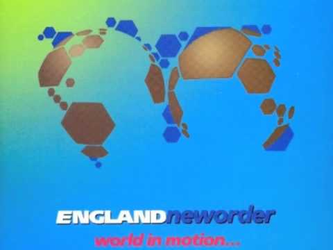 New Order - World in motion (No alla violenza - mixed by Andrew Weatherall)