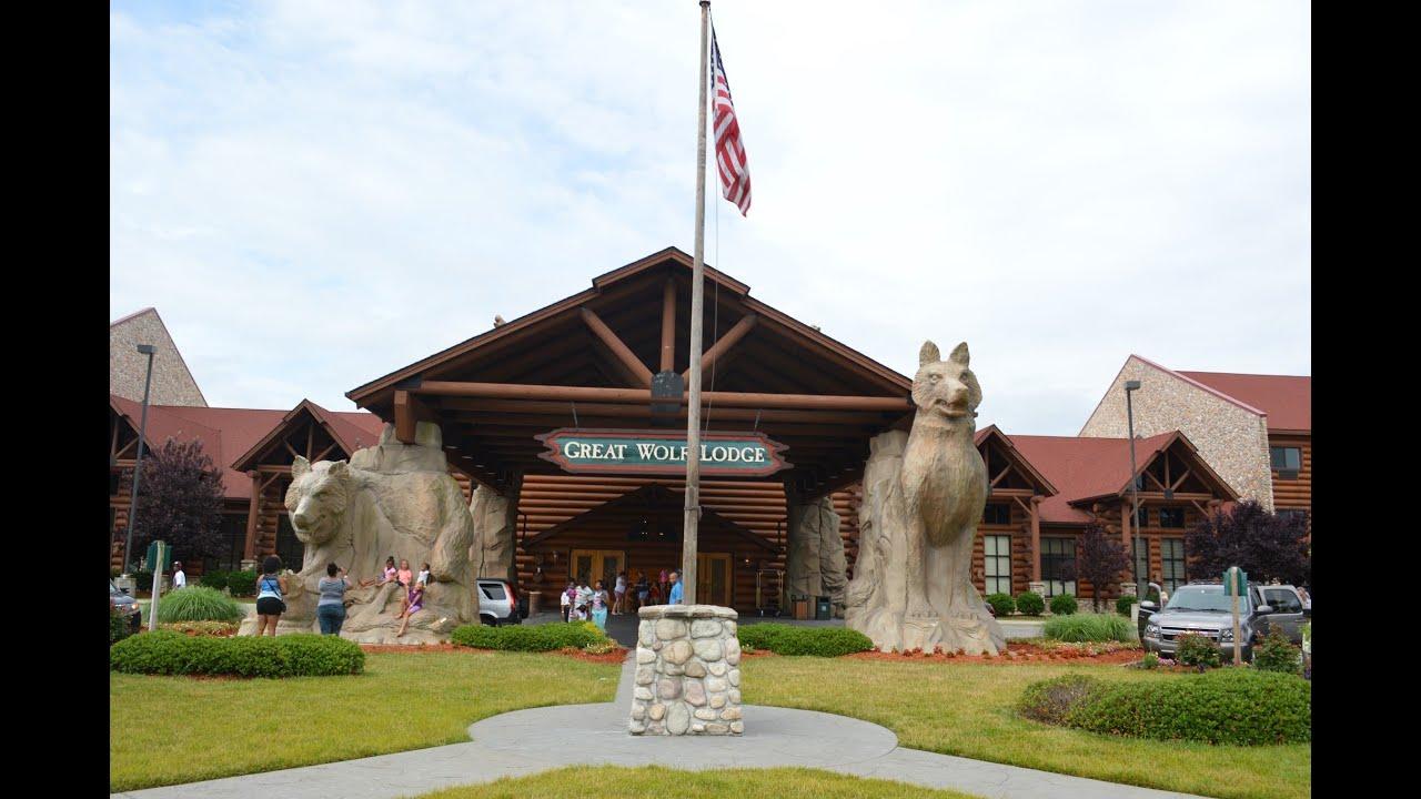 Great Wolf Lodge Williamsburg, VA Review - Eighty MPH Mom ...  |Great Wolf Williamsburg