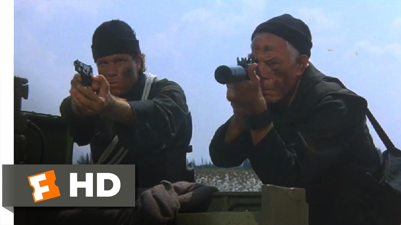 Download The Delta Force (1986) - It's About Time Scene (11/12) | Movieclips