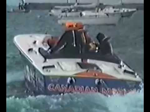 Offshore Powerboat Racing - 1972 Cine Film